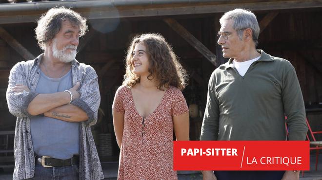Papi-Sitter : comédie réussie pour Gérard Lanvin et Olivier Marchal
