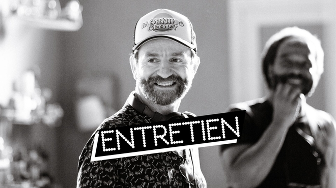"""Mathias Malzieu (Une sirène à Paris) : """"Je suis à la fois fan de Spielberg et de Kaurismaki"""""""