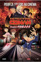 Détective Conan - The Scarlett Bullet