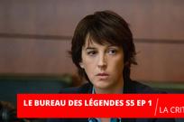 Le Bureau des légendes S5 : un premier épisode tout en séduction et promesses
