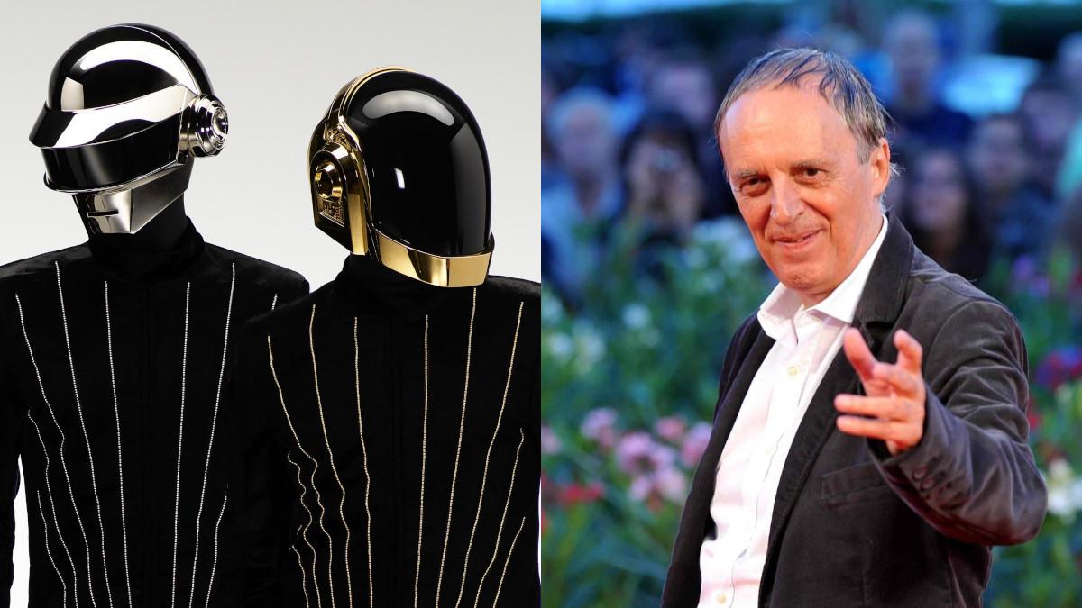 Daft Punk devrait signer la BO du prochain Dario Argento