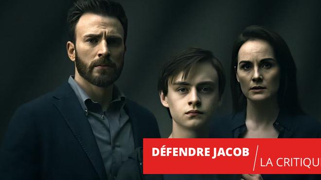 Défendre Jacob : un classieux polar avec Chris Evans sur Apple TV+