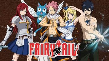 Fairy Tail : l'anime de la bastonnade à (re)voir sur ADN