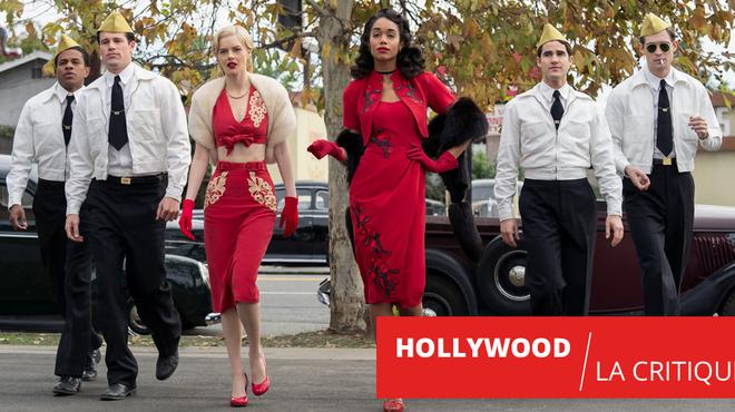 Hollywood : la nouvelle série de Ryan Murphy sur Netflix est une flamboyante réussite