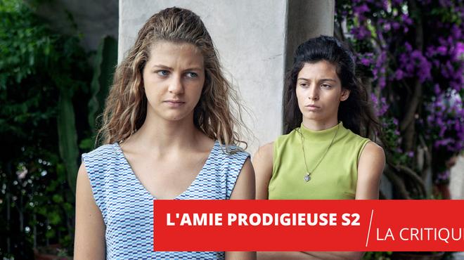 L'Amie prodigieuse saison 2 : la saison des ruptures