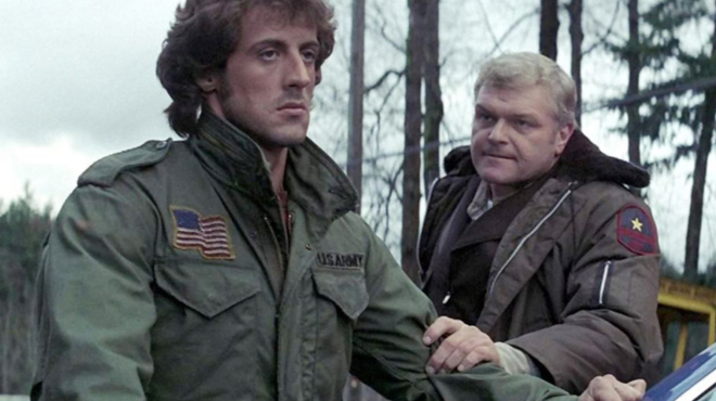Rambo : Sylvester Stallone rend hommage à Brian Dennehy