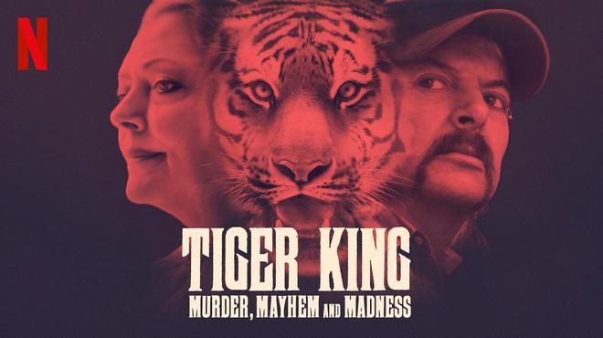 Tiger King : le docu-série de Netflix adapté en BD