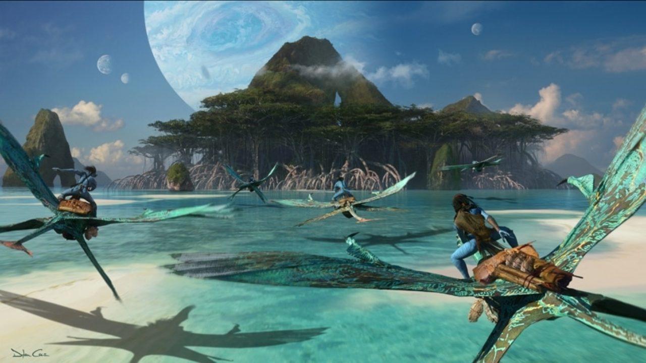 Avatar 2 : les premières images dévoilent une suite sous-marine