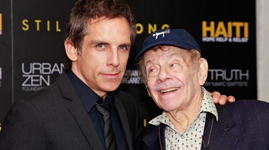Décès de Jerry Stiller : Ben Stiller rend hommage à son père