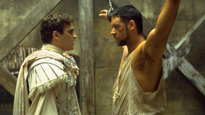 Gladiator sur TMC : le rôle de Maximus était pour un autre acteur