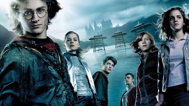 Harry Potter projeté… dans l'espace !
