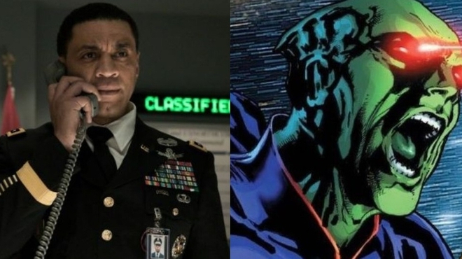 Justice League : le cinéaste et Harry Lennix évoquent le retour de Martian Manhunter dans la Snyder Cut