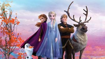 La Reine des Neiges 2 : dans un autre monde en Blu-ray
