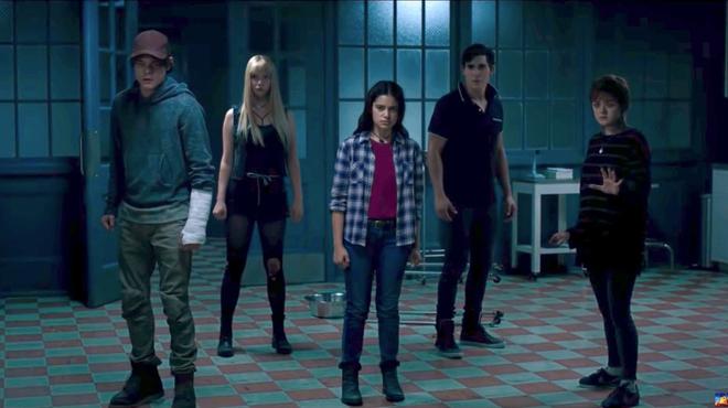Les Nouveaux Mutants : la production révèle des images inédites du film