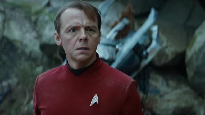The Mandalorian : Simon Pegg veut apparaître dans la série