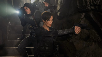 The Old Guard : Charlize Theron prête pour l'action