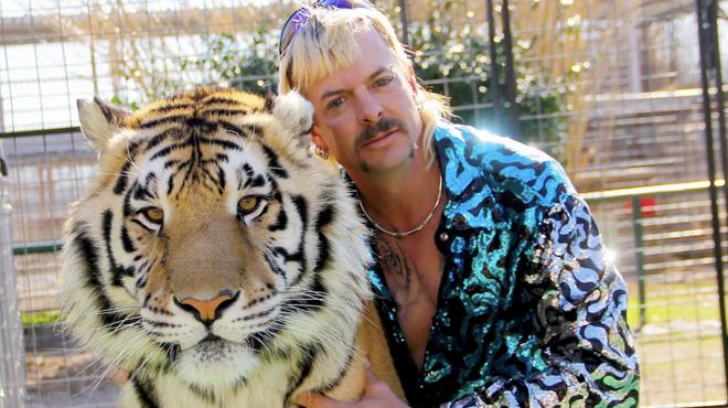 Tiger King : Nicolas Cage va jouer Joe Exotic dans une série