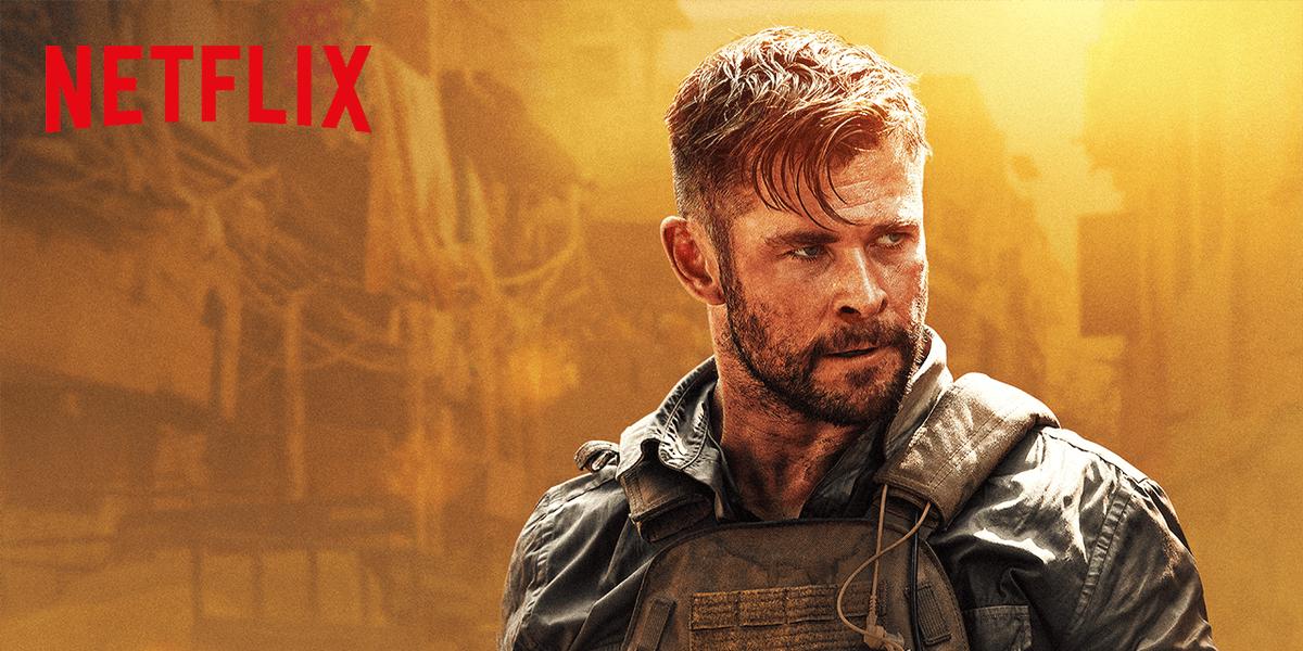 Tyler Rake est le plus gros succès d'un film original Netflix