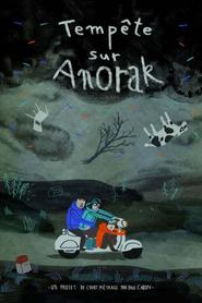 Tempête sur anorak