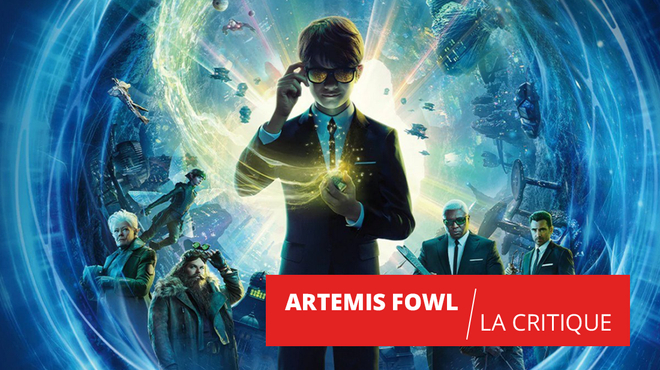 Artemis Fowl : un naufrage à déconseiller aux petits et grands
