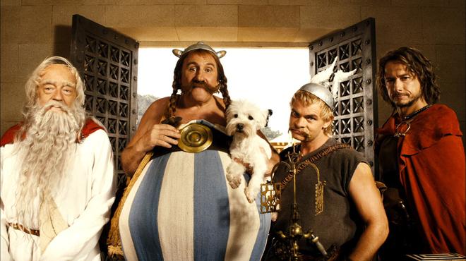 Asterix aux jeux Olympiques : l'un des plus gros budgets de l'histoire du cinéma français