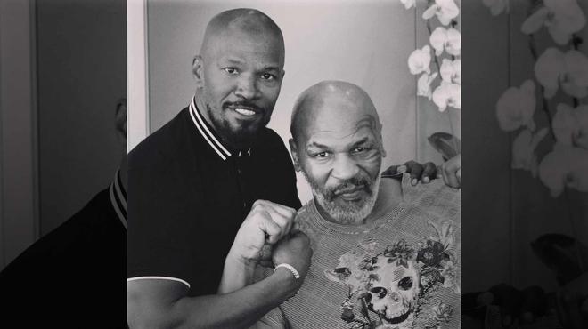 Biopic sur Mike Tyson : Jamie Foxx partage une photo de sa transformation
