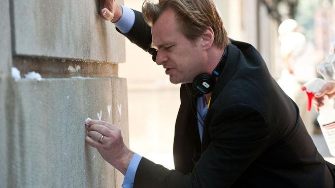 Christopher Nolan : sa drôle de manie sur les tournages