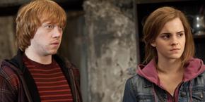 Harry Potter et les reliques de la mort - partie 2, mardi 2 juin sur TF1 : les coulisses du baiser entre Ron et Hermione