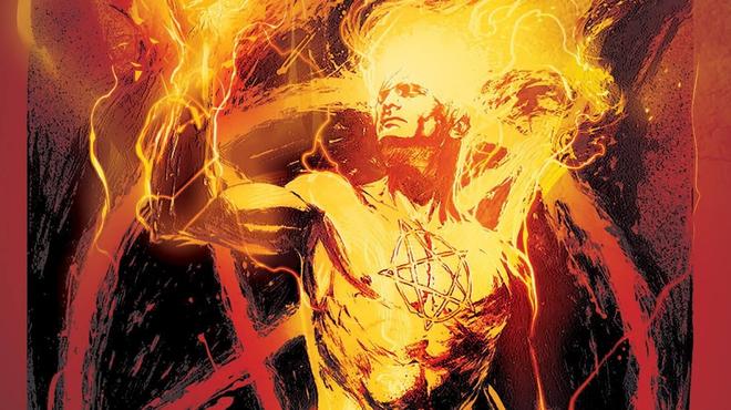 Helstrom : la série Marvel dévoile son logo