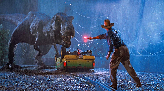 Jurassic Park : découvrez comment les rugissements des dinosaures ont été créés