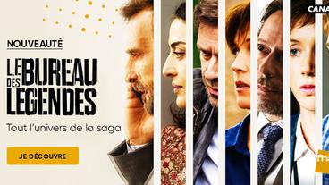 Le coffret Blu-ray de l'intégrale de la série Le Bureau des légendes disponible à la Fnac