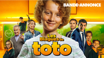 Les Blagues de Toto : découvrez la bande-annonce de l'adaptation cinématographique