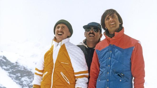 Les Bronzés font du ski : cette partie du film qui aurait dû durer bien plus longtemps