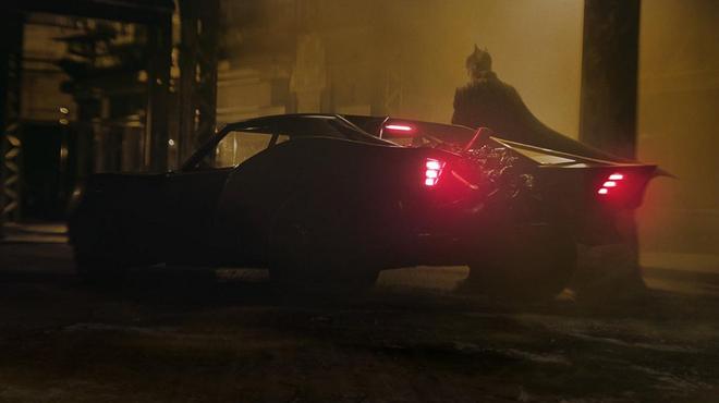 The Batman : découvrez les détails de la future Batmobile