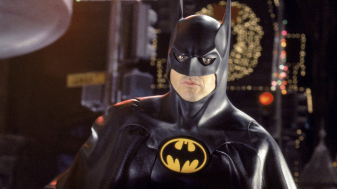 The Flash : Michael Keaton de retour dans le costume de Batman