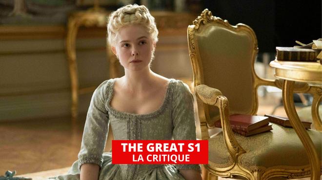 The Great : vision moderne et décalée d'une jeune Catherine II