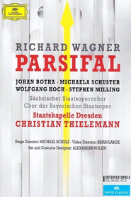 Parsifal live at the Salzburg Easter Festival