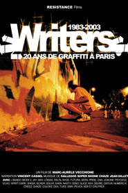 Writers : 1983-2003, 20 ans de graffiti à Paris