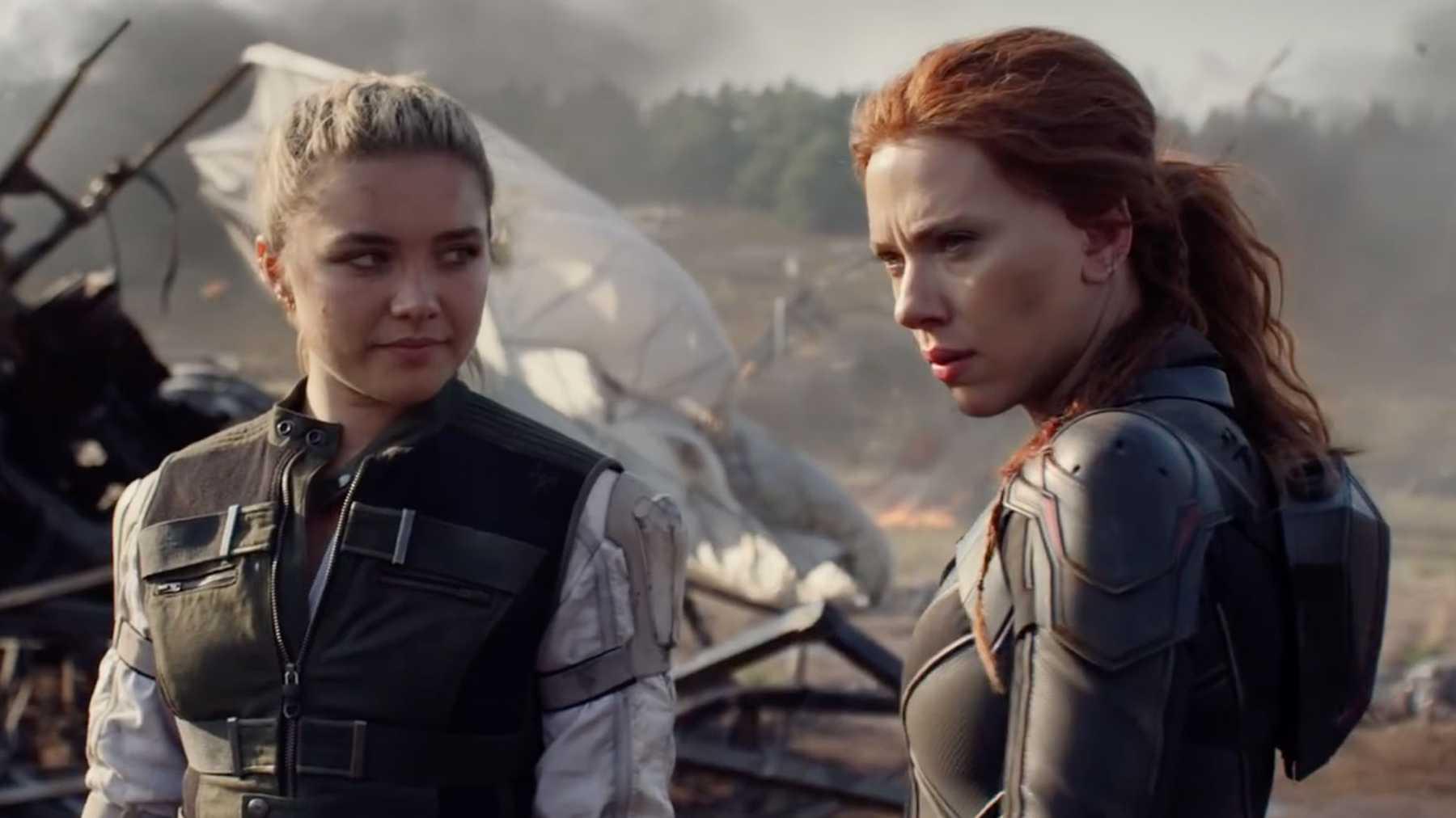 Une nouvelle Black Widow pour la phase 4 du MCU — Marvel