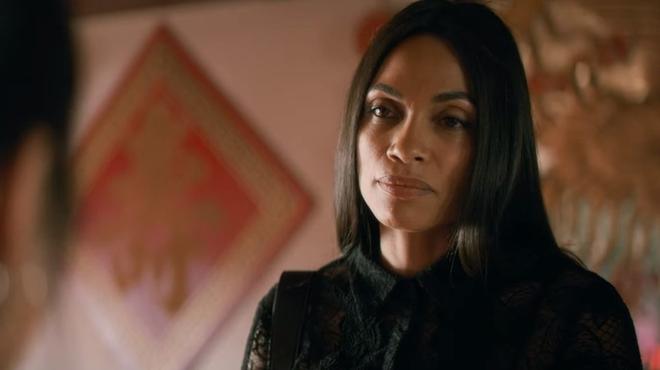 Briarpatch : la série avec Rosario Dawson est annulée