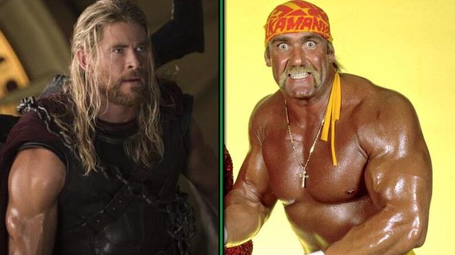 Chris Hemsworth tease sa transformation physique pour le biopic centré sur Hulk Hogan