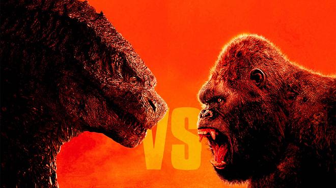 Godzilla vs Kong : les deux monstres se mettent sur la tronche dans une nouvelle image
