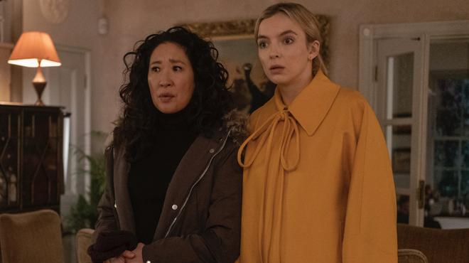 Killing Eve saison 4 : le tournage prend un gros retard