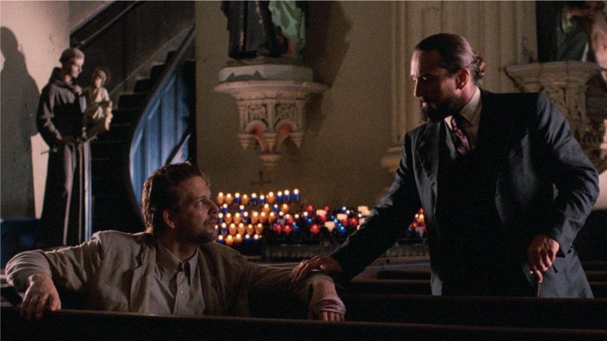 Mickey Rourke a une énorme dent contre Robert De Niro et il le fait savoir !