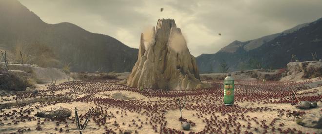 Minuscule - La Vallée des fourmis perdues : Comment est née l'idée du film mêlant images de synthèse et prises de vues réelles ?