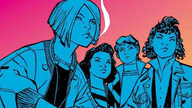 Paper Girls : Amazon va adapter les comics en série