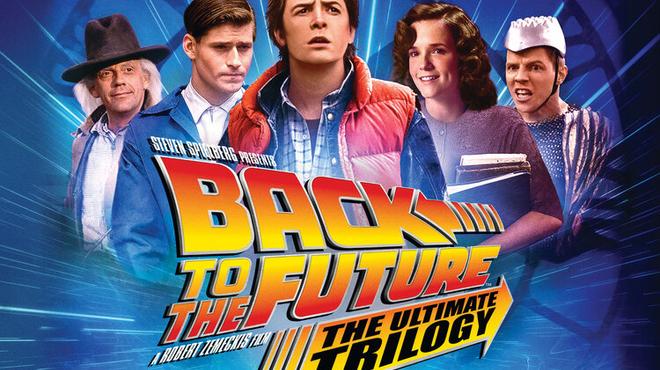 Retour vers le futur : la trilogie bientôt disponible en 4K UHD