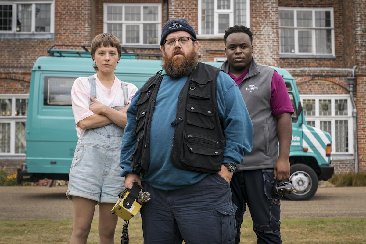 Truth Seekers : un trailer pour la comédie avec Simon Pegg et Nick Frost