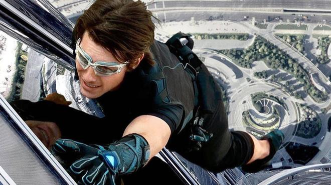Universal prêt à distribuer le film dans l'espace avec Tom Cruise