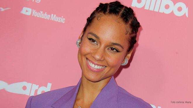 Alicia Keys va produire un film Netflix avec Christina Milian